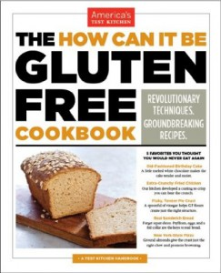 Americas Test Kitchen Gluten-free  Cookbook