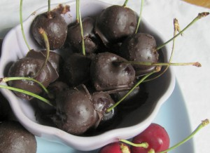 chocCherries