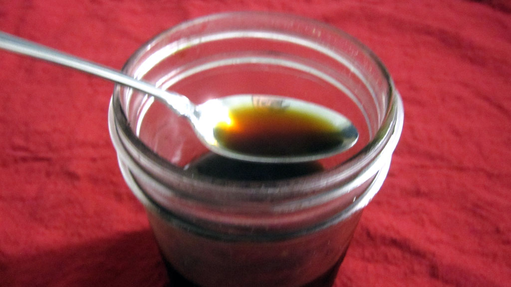 how to make coconut sugar syrup
